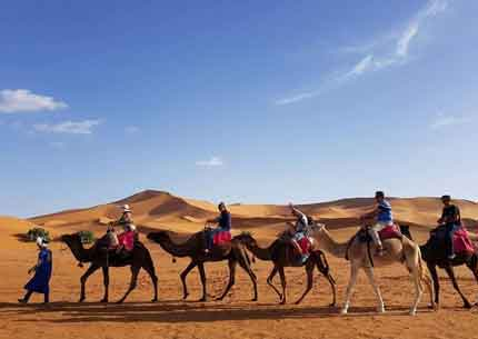 Combined Atlas Mountains & Desert Tour